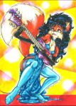 Cassie the Rock'n'roll Vixen by vanessasan