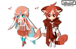 Adopts 13 -- CLOSED by Ichuiin