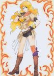 Yang Xiao Long by CrystalMelody-FT