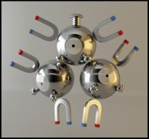 Magneton Pokemon