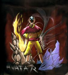 avatar the last airbender by toxickwaste872