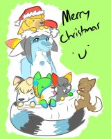 merry late christmas by taffybby