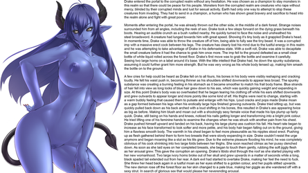 [TG Caption] Succubus Milk by SexyDragonQueen
