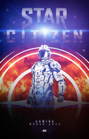 Star Citizen [Poster] by PlushGiant
