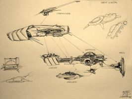 Thrive Ship System Concept by Gotrol