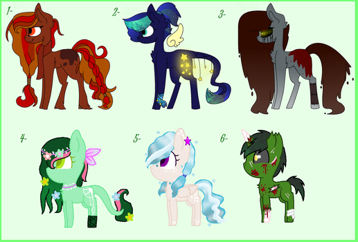 Collab - Adopt Batch | OPEN by KnifeLynx