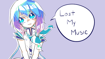 Aoki Lapis - Lost My Music by MishaRoute