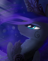 Princess of night and dream by nutty-stardragon