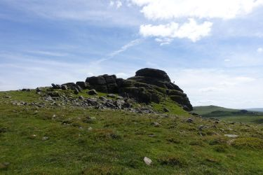 Rocks of Dartmoor I by s8472