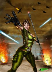 Lady Jaye Final by Artassassin