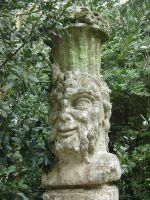 Bomarzo Monster Park 7 by Amor-Fati-Stock