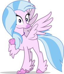 Silverstream forgot to turn off the stove by FrownFactory