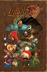 Lullaby second trade cover by elsevilla