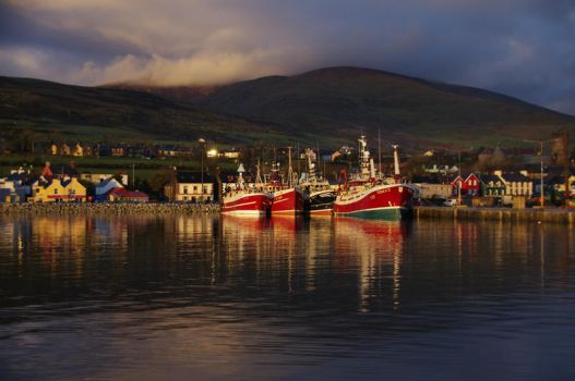 Dingle Bay by CleaLlyfr