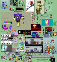 2009: a year in pixels by Metaru