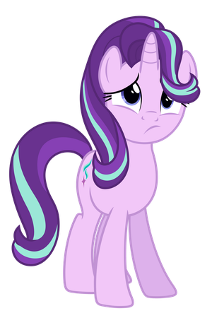 Starlight's Not Sure About That Glimmer by Reginault