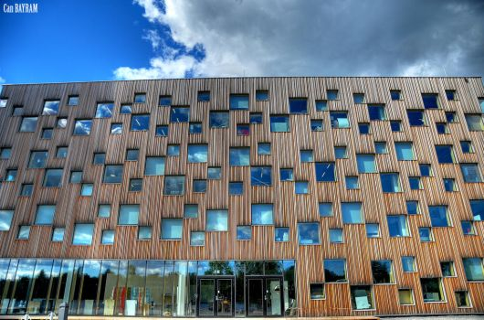 Umea Design School 2 by canbayram