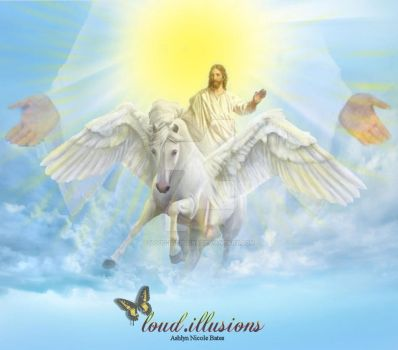 9 Coming of Jesus by loud-illusions