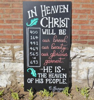 Chalkboard by GetToTheLibrary