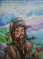 Bofur, At Your Service! by Sabrscuro