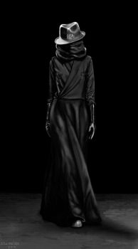 Fashion black by Shushilda