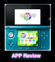 Nintendo 3DS COLORS!3D Application Review! by DarkWolf80s