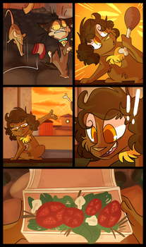 FLOWERS (Page 45) by NoasDraws