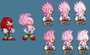 Super Knuckles Revamp by PixelPower23