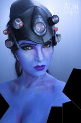 Widowmaker from Overwatch by Atai