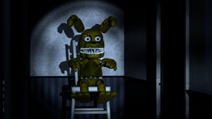 [SFM] Fun With Plushtrap by MaxieOfficial