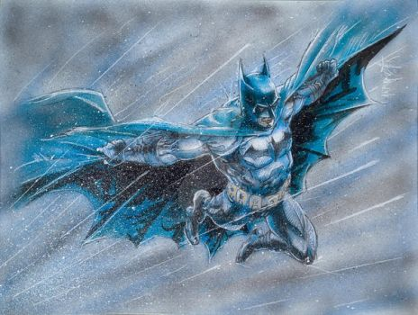 Batman by JohnArmbruster
