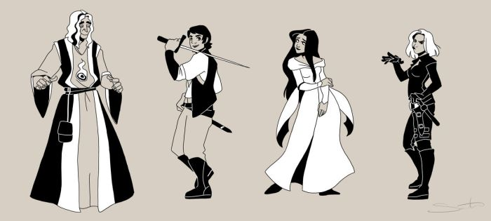 Legend of the Seeker by samanthadoodles
