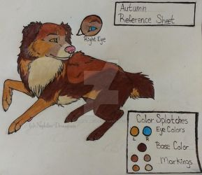 Autumn Reference Sheet by Nephilim-Draugwen