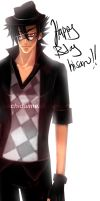 TInier me - HISA by hachidaime