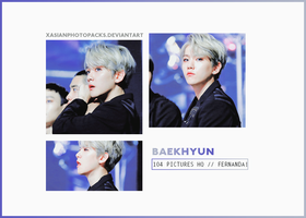 Photopack 2502 // BaekHyun (EXO) by xAsianPhotopacks