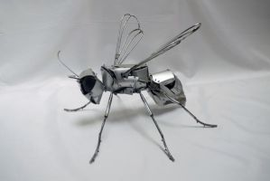 Hornet1 by HubcapCreatures