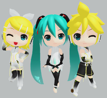 MMP - Nendoroid Append [LINKS DOWN] by xCOLOURz