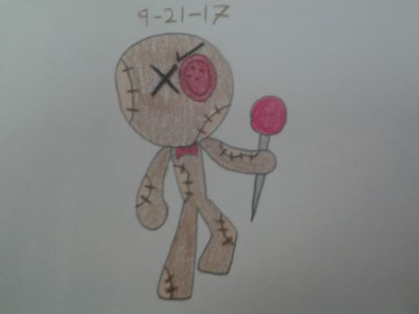 Voodoo Doll! by NeoverseMike