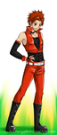 Keith as... Meito. by Aetherya