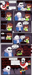 Undertale comic: Reforming Chara by xXNovaNepsXx