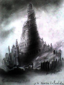 babel's tower by emmgoyer7