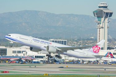 China Airlines Boeing 777-36N/ER B-18055 by concaholic