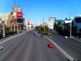 Vegas Toytown by chilipenguin