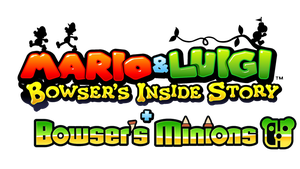Mario Luigi Bowsers Inside Story+Bowsers Minions by PeterisBeter