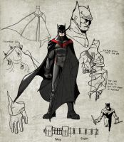 Batman 2.0 by SebasP