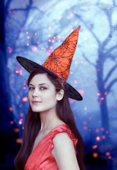 The Good Witch by mishlee