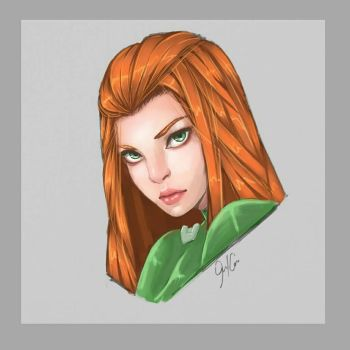 Totally Spies: Sam by AceCantes
