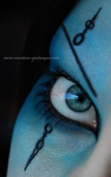 . the time keeper . by Countess-Grotesque