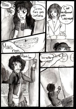 Red and Wolf page 119 by Ammyna