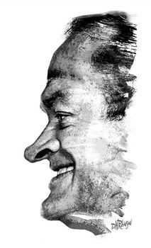 Bob Hope by wooden-horse